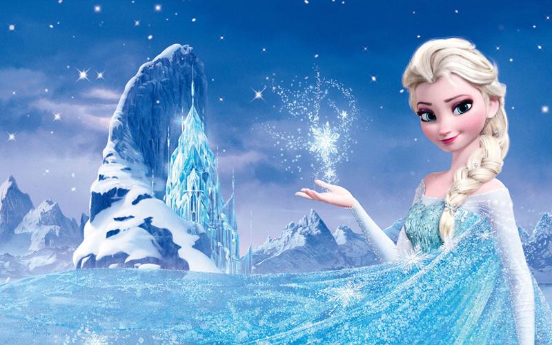 לשבור את הקרח, צילום: Walt Disney