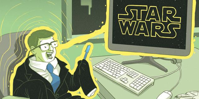אימת המרצ'נדייז: איך מלחמת הכוכבים השתלטה על הרשת