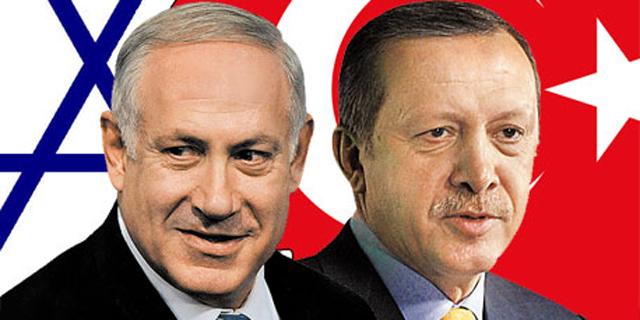 """""""הסכמות בין ישראל לטורקיה"""""""