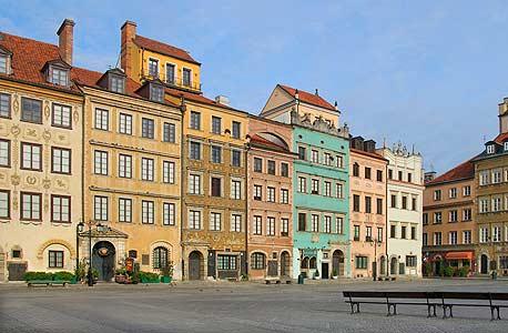 מזרח אירופה, צילום: shutterstock