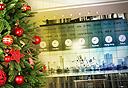 בורסה תל אביב חג המולד, צילום: שאטרסטוק, בלומברג