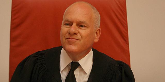 השופט עוזי פוגלמן, צילום: אלכס קולומויסקי