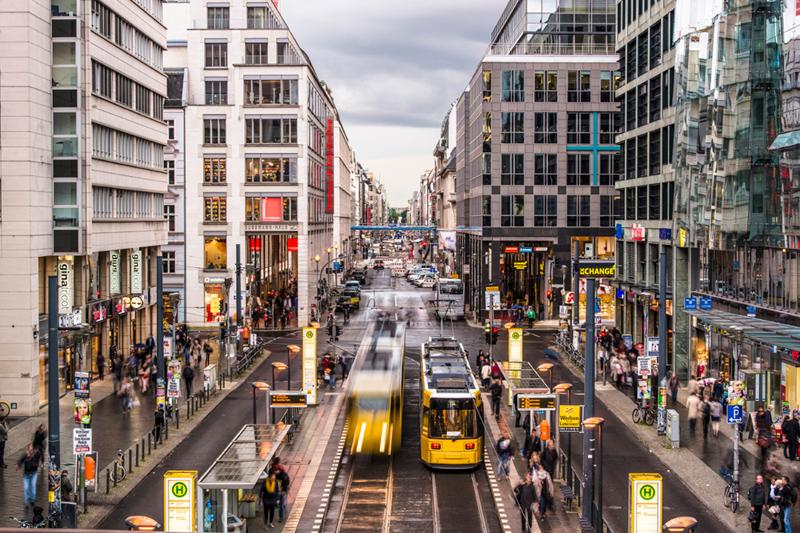 ברלין: מקום שני. בזכות חנויות הנישה הייחודיות ובתי הכלבו, צילום: blog.radissonblu