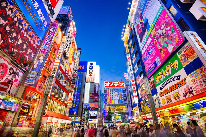 טוקיו: מקום 6. פנינה אופנתית, מלאה בכל פריט שעולה על הדעת, צילום: שאטרסטוק