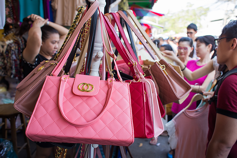 בנגקוק: מקום 12. מציעה הכל, מקניונים מרשימים ועד לשוקי לילה  שמתמחים במוצרי יוקרה מזויפים, צילום: שאטרסטוק