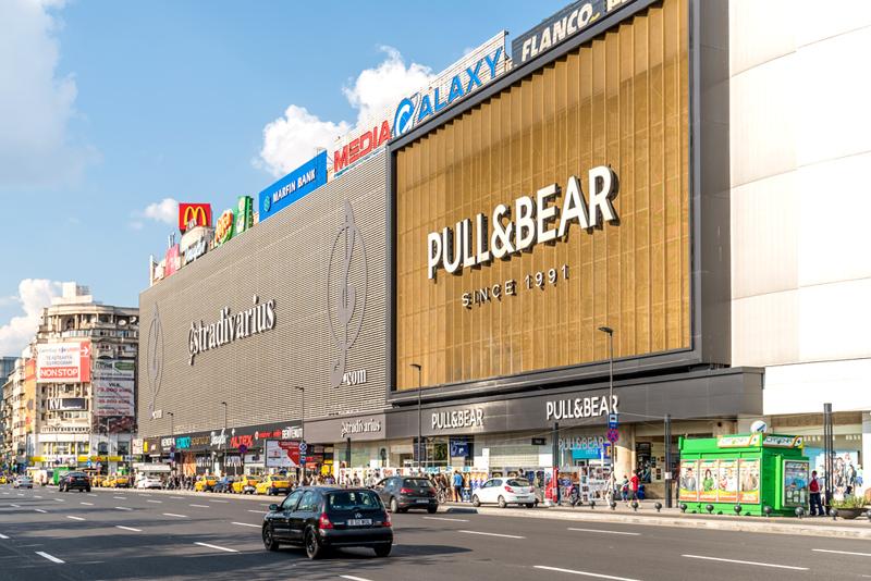 בוקרשט: מקום 25, עיר הקניות האולטימטיבית שמפגישה בין המזרח והמערב, צילום: שאטרסטוק