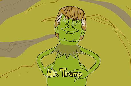 דונלד טראמפ כריסמס, צילום: youtube