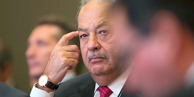 המיליארדר קרלוס סלים, צילום: בלומברג