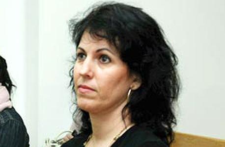 """כנרת גיא-רון פרשת קופ""""ח מאוחדת אשתו של יורי גיא-רון , צילום: עמית שעל"""