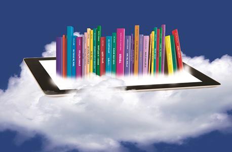 בזק עברית Bcloud ענן ספרים דיגטליים, צילום: בזק