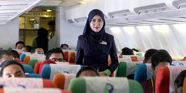 חברת תעופה חדשה תפעל לפי חוקי האיסלאם