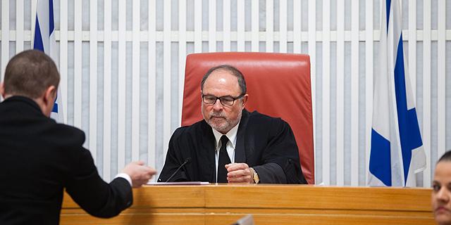 שופט בית המשפט העליון יורם דנציגר, צילום: דודי ועקנין