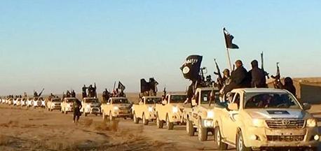 דאעש על טיוטה