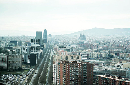 Barcelona. Photo: Bloomberg