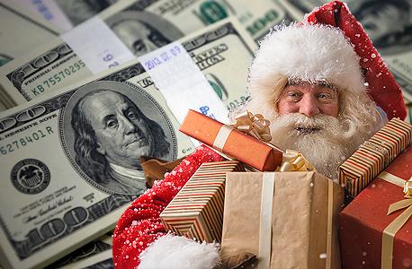סנטה קלאוס, צילום: שאטרסטוק, רויטרס