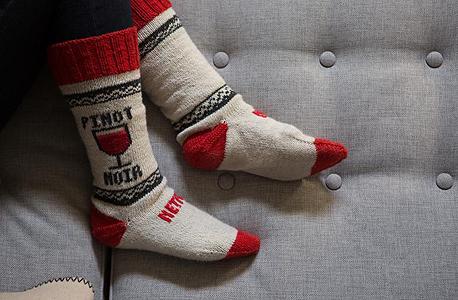 גרביים נטפליקס, צילום: יצרן