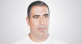 """מאיר תורג'מן יו""""ר ועד העובדים בנמל חיפה, צילום: אוראל כהן"""