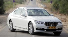 BMW סדרה 7, צילום: עמית שעל