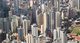 העיר סאו פאולו ברזיל, צילום: תמר טוניק