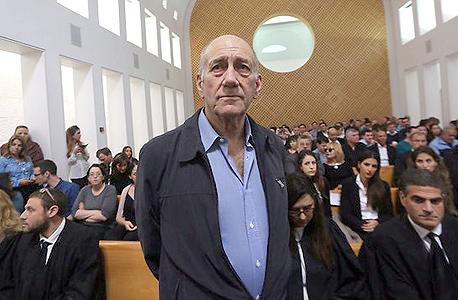 אהוד אולמרט. 18 חודשי מאסר במקום 6 שנים
