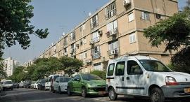 רחוב ההסתדרות ב גבעתיים, צילום: עמית שעל