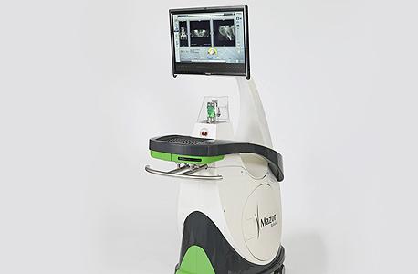 A Mazor Robotics system. Photo: PR