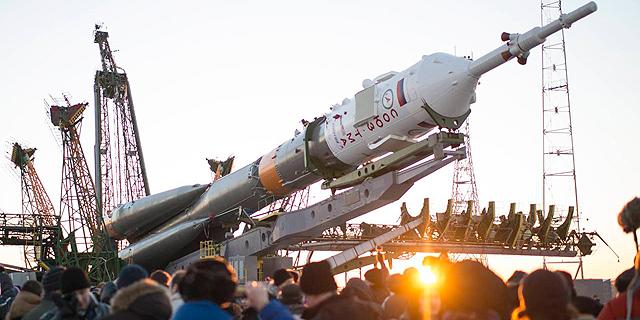 המיתון קרקע את התוכנית של רוסיה ליישוב הירח
