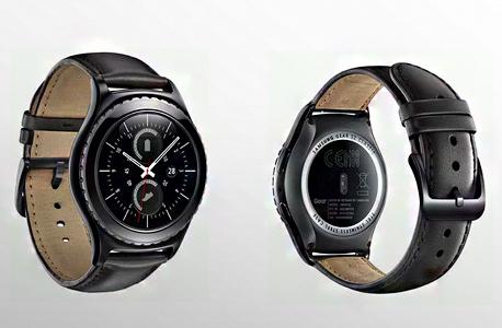 שעון יד חכם סמסונג גיר 2 קלאסיק