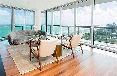 מיאמי ביץ' פלורידה מגדל סטאי האחים נקש 1