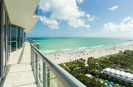 מיאמי ביץ' פלורידה מגדל סטאי האחים נקש 3