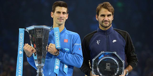 הסיפור של 2016 בטניס העולמי: הקרב על ה-100 מיליון דולר בין ג'וקוביץ' לפדרר