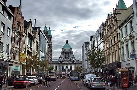 בלפסט, אירלנד