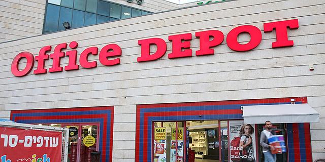 """מהפך בדיוטי פרי: אופיס דיפו תחליף את א.ל.מ בחנות האלקטרוניקה בנתב""""ג"""