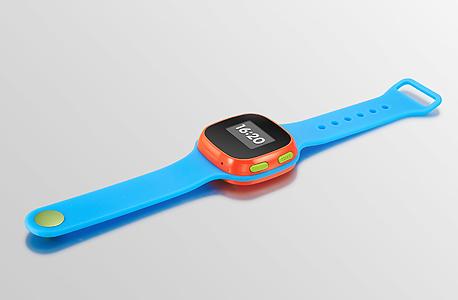שעון חכם לילדים , צילום: Alcatel