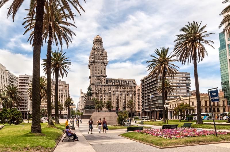 מונטבידאו, אורוגוואי, צילום: שאטרסטוק