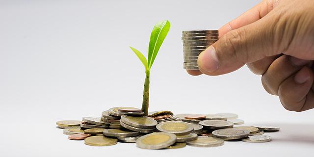 חיסכון תשואה כסף הפקדות רווח, צילום: שאטרסטוק