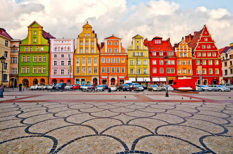העיר העתיקה של וורוצלב, פולין, צילום: שאטרסטוק