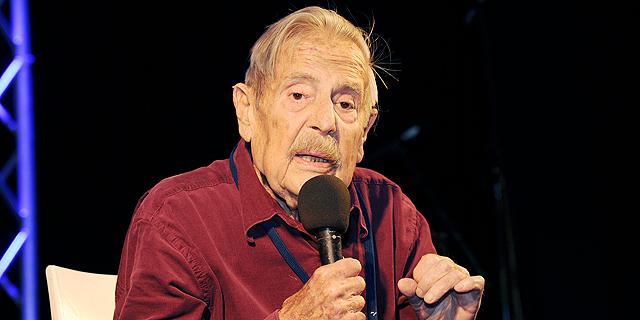 המשורר והיוצר חיים גורי הלך לעולמו בגיל 94