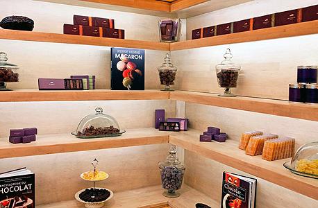 איקה שוקולד בתל אביב, הוקמה ב־2011 בעזרת קרן נתן. קוצרת שבחים באירופה