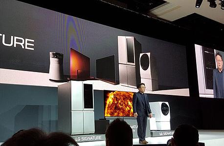LG טלוויזיה 2 , צילום: הראל עילם