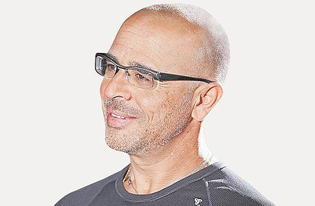 איציק בנבנישתי מנכל הנכנס של קבוצת פרטנר, צילום: אוראל כהן