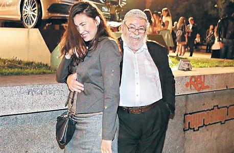 סידון וטויה, בת זוגו המגוירת, בתמונת הפפראצי מספטמבר