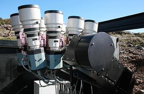 טלסקופ דרגונפליי