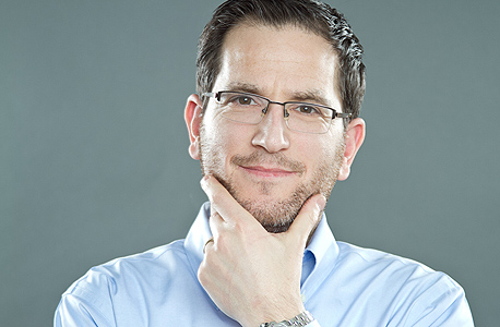 """אמיר אורעד, מנכ""""ל החברה ואחד ממייסדיה"""
