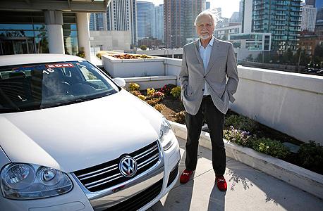 פיטר ארלוביץ משיקגו, ליד פולקסווגן סדאן דיזל, שתבע את החברה בשל זיוף בדיקות הזיהום