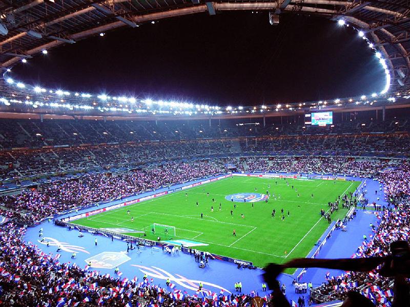 איצטדיון סטאד דה פראנס, בסן דניז שם ייערך משחק הגמר