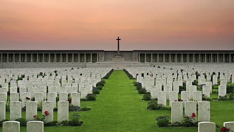 בית קברות סום בצפון צרפת