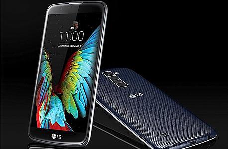 LG K10 סמארטפון, צילום: יצרן