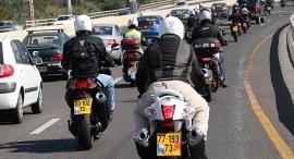 אופנועים נתיבים ציבוריים קטנועים, צילום: שאול גולן