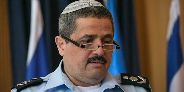 """מפכ""""ל המשטרה רוני אלשיך, צילום: אוהד צויגנברג"""